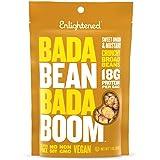 Enlightened Bada Bean Bada Boom Plant-Based Protein, Gluten Free, Sweet Onion & Mustard, 3 Oz (6Count), Sweet Onion & Mustard