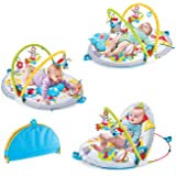 Yookidoo Gymotion Lay to Sit-Up Play Infant Toy, Multicolor