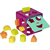 Playskool Form Fitter, Shape Sorter: Ages from 18 months: Classic Toy Provides Opportunities for Baby and Toddler to Practise