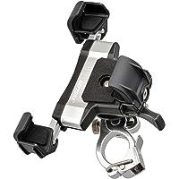 デイトナ バイク用 スマホホルダー 3 アルミアーム クイック iPhone 11 / Pro/Pro Max/SE(第…