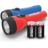 Eveready EVEL152S Flashlight, 2-Pack