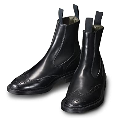 Henry M2754 Dainite Sole: Black