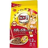 ミオ ミオドライミックス お肉とお魚ミックス味1.2kg