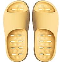 [Qesquilo] スリッパ サンダル 穴あき 水切り 抗菌防臭 通気衛生 超軽量 静音 滑り止め 履きやすい 男女兼…