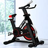 Everfit Spin Exercise Bike Stationary Flywheel Home Gym Fitness Machine Indoor Cycling Adjustable Resistance Workout Pulse Se