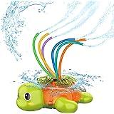 TROJOY Sprinkler for Kids and Toddler, Sprinklers for Yard Kids Outdoor Water Toys Gifts for 3 4 5 Year Old Boys Girls Backya
