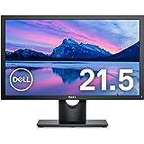 Dell モニター 21.5インチ E2216H(3年間交換保証/CIE1976 85%/フルHD/TN非光沢/フリッカーフリー/DP,D-Sub15ピン)