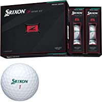 ダンロップ ゴルフボール SRIXON Z-STAR XV 2021年モデル 1ダース(12個入り) ロイヤルグリーン…