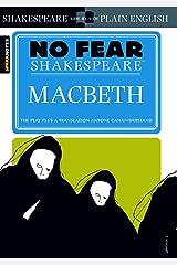 Macbeth (No Fear Shakespeare) Kindle Edition