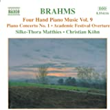 Brahms: Four-Hand Piano Music, Vol. 9