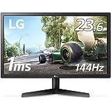 LG ゲーミング モニター ディスプレイ 24GL600F-B 23.6インチ/1ms/144Hz/フルHD/TN非光沢/FreeSync/HDMI×2,DisplayPort