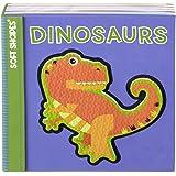 Melissa & Doug Melissa and Doug Soft Shapes Dinosaurs Foam Puzzle Book Dinosaur Foam Puzzle Book