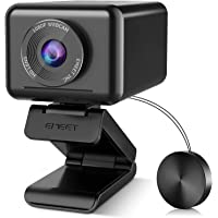 WEBカメラ eMeet Jupiter ウェブカメラ AIフォーカス HD1080P 200万画素 スピーカー・マイク…