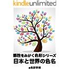 感性をみがく色彩検定3級「日本と世界の色名」 e色彩学校