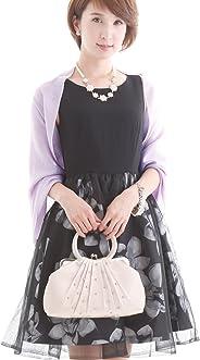 プールヴー ストール ショール 羽織物 お呼ばれ 女子会 レディース