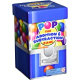 Learning Resources LER8441 Pop For Addition & Subtraction Game 3 L x 3 W x 6 H in