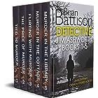 DETECTIVE JIM ASHWORTH BOOKS 1-5 five gripping crime mysteries box set