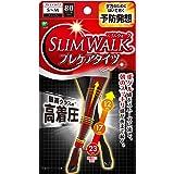 ピップ スリムウォーク (SLIM WALK) プレケアタイツ S~Mサイズ ブラック おそと用 着圧