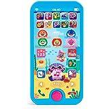 Pinkfong Baby Shark Smartphone - Educational Preschool Toy - by WowWee