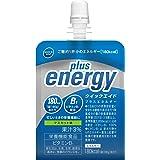 クイックエイド プラスエネルギー 180g ×30袋 [ 180kcal マスカット味 栄養機能食品 ゼリー飲料 パウチ…