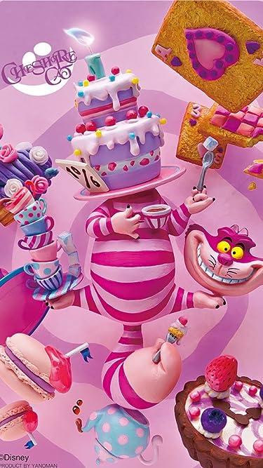 ディズニー  iPhone/Androidスマホ壁紙(540×960)-1 - ふしぎの国のアリス チェシャ猫のパーティ