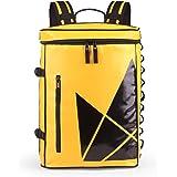 北欧スウェーデンデザイン「The Friendly Swede」SVIA スクエアリュック 耐水 防水素材使用 PCリュック 通学リュック 旅行カバン リュック おしゃれ デイパック ドライバッグ バックパック 大容量 13インチPCポケット付き 2