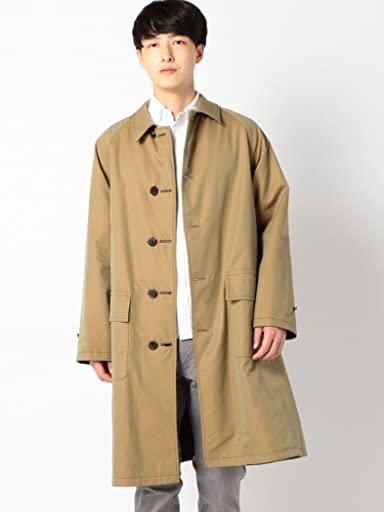 Reversible Traveller Coat 114-16-0029: Khaki