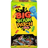 Sour Patch Kids Big Individually Wrapped Soft and Chewy Candy, 240 Count