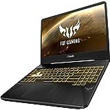 ASUS ゲーミングノートパソコン TUF Gaming FX505DT (AMD Ryzen7 3750H + Radeon RX Vega 10 グラフィックス/16GB・SSD 512GB/15.6インチ/ガンメタル/Webカメラ/MIL-ST