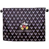 ナポレックス 車用 カーテン ディズニー おてがるカーテン ミッキー UV99%カット WD-337
