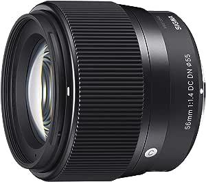 SIGMA 56mm F1.4 DC DN | Contemporary C018 | Sony Eマウント | APS-C/Super35 ミラーレス専用