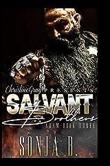 Salvant Brothers: Adam- Book Three Paperback