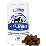 ❶ Glucosamine Chondroitin for Dogs - 250 Training Size Dog Treats - Daily Chewable Dog Glucosamine with Tumeric - MSM - Hip a