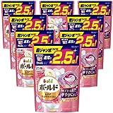 【ケース販売】ボールド ジェルボール 香りつき 洗濯洗剤 癒しのプレミアムブロッサム 詰め替え 超ジャンボ 44個入×8個