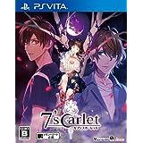 7'scarlet - PS Vita