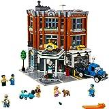 レゴ(LEGO)クリエイター・エキスパート コーナー・ガレージ(街角のガレージ)│Corner Garage 【10264】