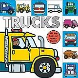 Trucks: Lift The Flap Tab
