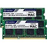 Timetec Hynix IC 16 GB (8GBx 2枚) Mac用 DDR3L 1600 MHz PC3L 12…