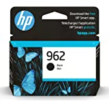 HP 962   Ink Cartridge   Black   Works with HP OfficeJet Pro 9000 Series   3HZ99AN