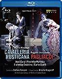 マスカーニ:歌劇「カヴァレリア・ルスティカーナ」/レオンカヴァッロ:歌劇「道化師」 [Blu-ray]