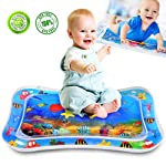 ALLYAOFA Inflatable Tummy Time Water Play Mat, Sensory Toy for Babies Infants Toddlers Perfect Baby Toy for 3 to 12...