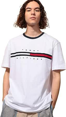 (トミーヒルフィガー) TOMMY HILFIGER トミーヒルフィガー ロゴ Tシャツ/TINO TEE 08578D5645