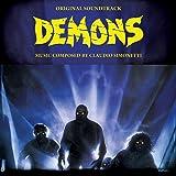 Demons O.S.T. Green Vinyl Poster