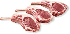 Meat Co. Wimmera River Australian Grass Fed Lamb Cutlets - Chilled (3 Pieces)