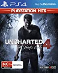 Uncharted 4: A Thief's End  Hits (PlayStation 4)
