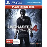 Uncharted 4: A Thief's End Hits, PlayStation 4