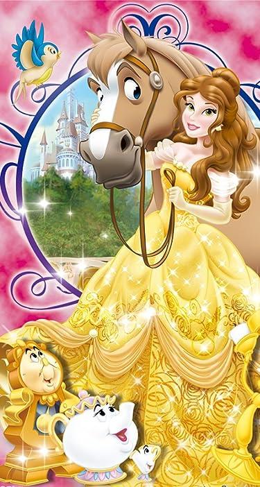ディズニー  iPhone/Androidスマホ壁紙(744×1392)-1 - 美女と野獣 ベル