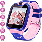 Kids Smartwatch Children Phone Smart Watch Two-Way Call SOS Games Camera Music Player 1.54 inch Touch Screen Boys Girls Gift