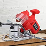 Chainsaw Sharpener Stones Electric Disc Chain Tools Grinder Bench Heavy Duty Chainsaw Sharpener
