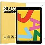 【2枚入り】iPad 9.7 ガラスフィルム ( 2018 / 2017 新型 ) Air2 / Air/ipad pro 9.7インチ 強化ガラス保護フィルム目の疲れ軽減 高透過率 日本製旭硝子素材 9H硬度 気泡ゼロ 飛散防止 指紋防止 iPad